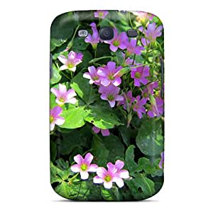 FutureStarCase Galaxy S3 Well-designed Hard Case Cover Tiny Flowers Protector