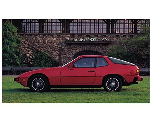 1982 Porsche 924 924 Turbo Factory Photo