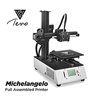 TEVO 2018 Newest Michelangelo 3D Printer Impresora 3D Fully ...