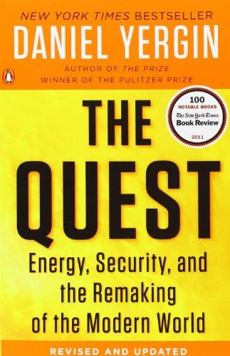 The Quest by Daniel Yergin