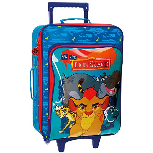 Disney The Lion King Travel Garment Bags Trolley Rigid for Children Two Wheels