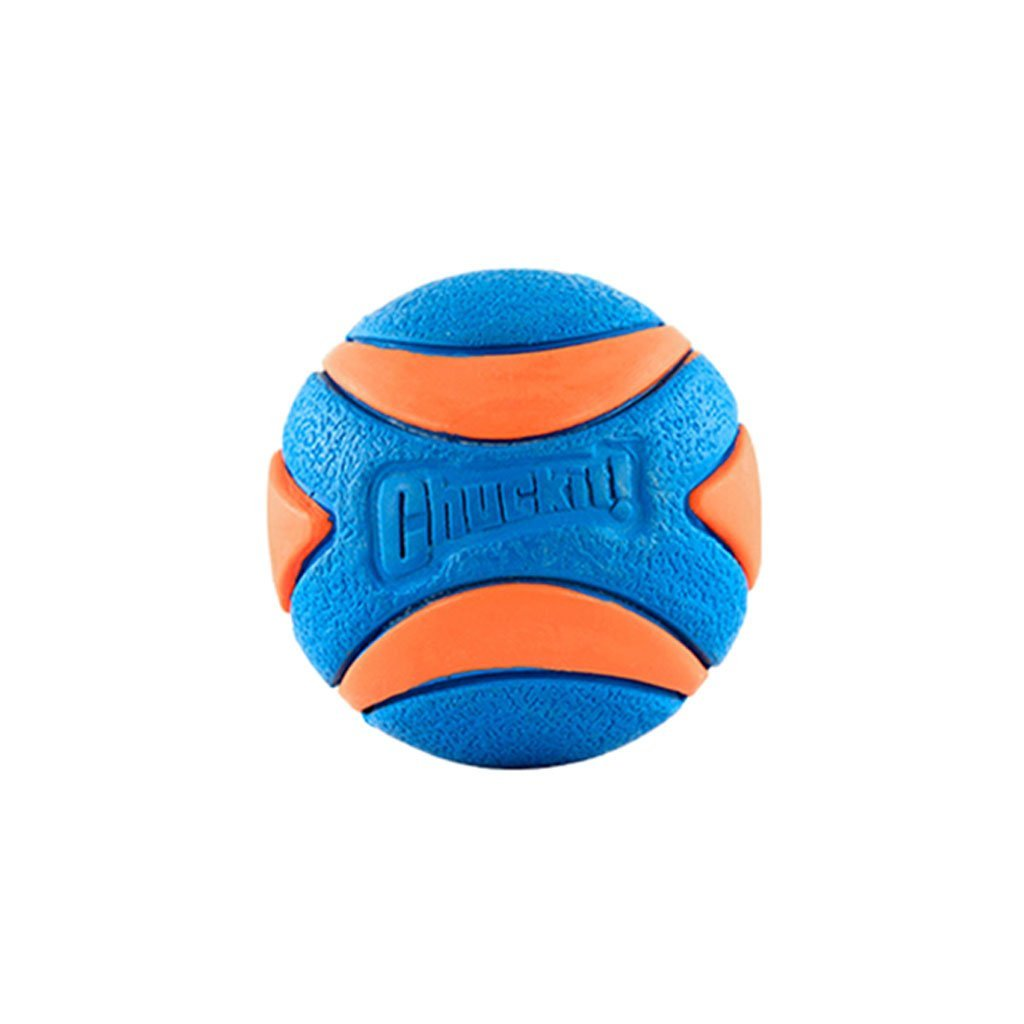 One ball Diameter 6.6cm One ball Diameter 6.6cm Dog Toy Pet Toy Bite Resistance Molar Rubber Bouncy Ball Sound Toy Ball Pet Supplies (color   One Ball, Size   Diameter 6.6cm)