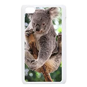 iPod Touch 4 Case White Koala 003 YWU9280428KSL