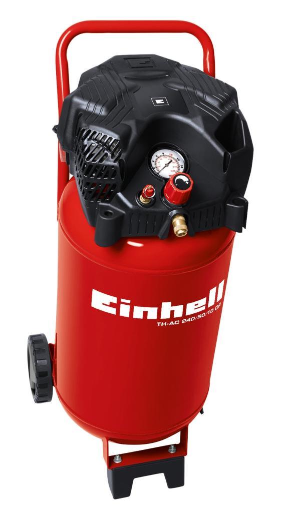 Einhell Kompressor TE-AC 270/50/10 (1,8 kW, 50 L