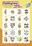 Englisch lernen mit Paddington: 1. Schuljahr, ab 6 Jahre - Paddingtons Englisch-Lern-Memo: 2 Tableaus mit je 20 Kärtchen