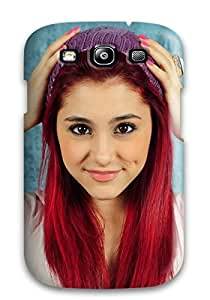 FuEwecG9382yRzjW Case Cover, Fashionable Galaxy S3 Case - Ariana Grande
