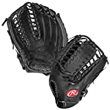 Rawlings Heart of the Hide PROTB24B Ball Glove, Right-Hand Throw (12.75-Inch)