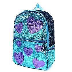 Sequin School bag for Girls