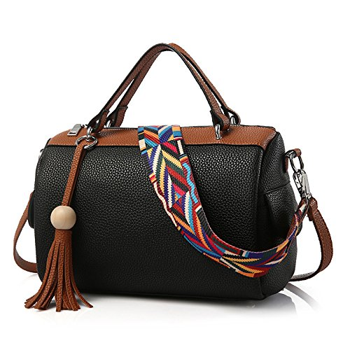 Sugar Milly Tote Bag (Black) - 4