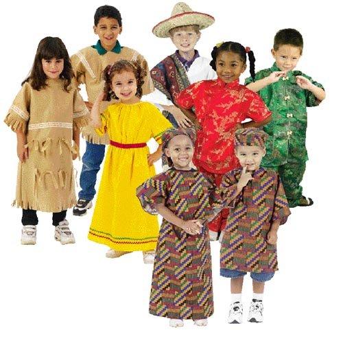 Costumes Ethnic (Multi-Ethnic Ceremonial)