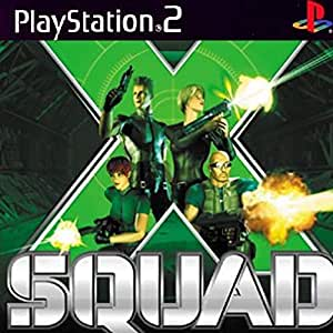 X-Squad by Electronic Arts (2007) - PlayStation 2