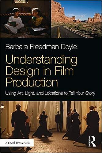 Understanding Design in Film Production