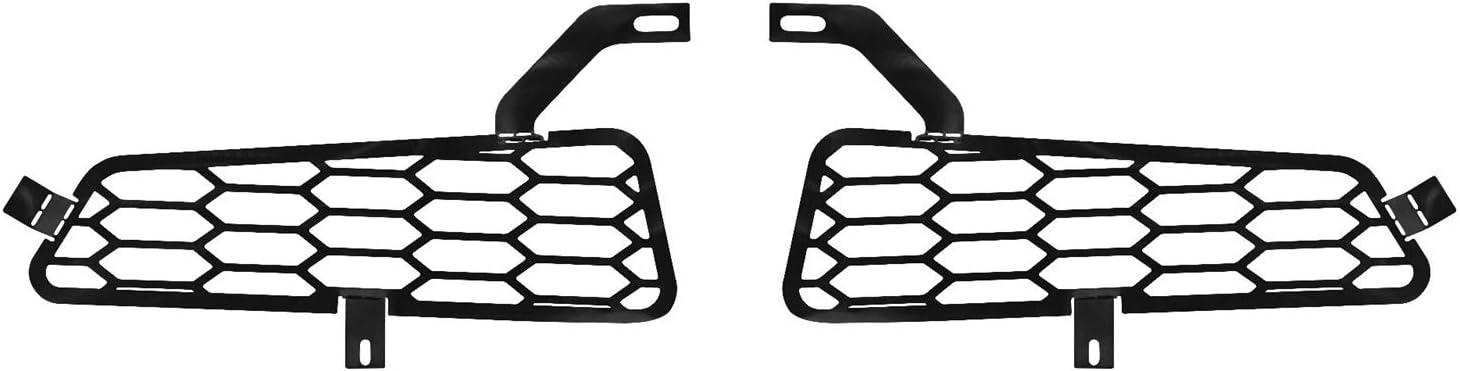 Putco 87168 Bumper Grille Insert Black Hex Style Bumper Grille Insert