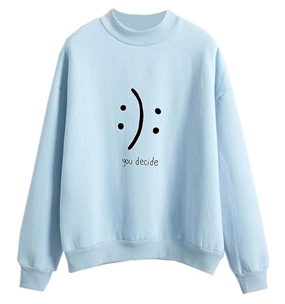 Dorathy Harajuku Fashion Pastel Sweater Kawaii You Decide Tumblr Shirts For Teen  Girls