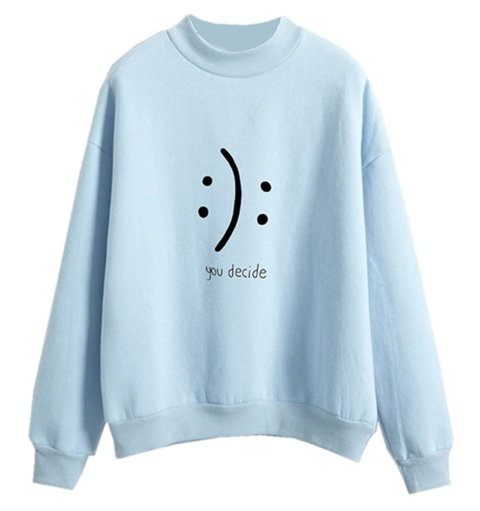 Harajuku Fashion Pastel Sweater Kawaii You Decide Tumblr