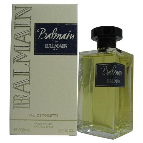 Balmain De Balmain By Pierre Balmain For Women. Eau De Toilette Spray 3.3oz Bottle