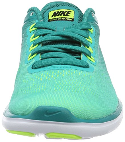 Rio Jade 2016 Green clear NIKE Shoes Flex Men 's Teal Rn volt Running Black 6n48Bqw