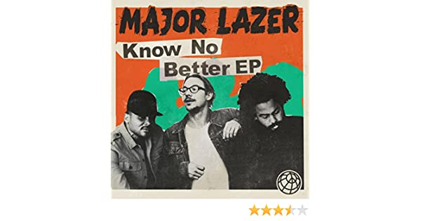 major lazer all album download
