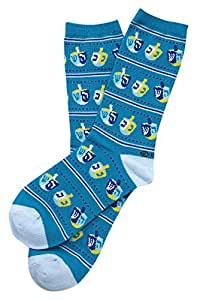 Rite Lite LTD Dreidel Crew Socks Adult