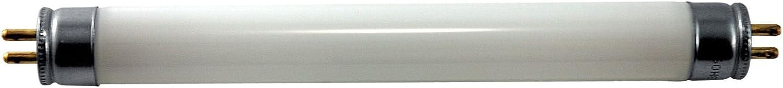 4 Qty Eiko F8T5//CW 8W Cool White 4100K T-5 G5 Base Lamp Bulb