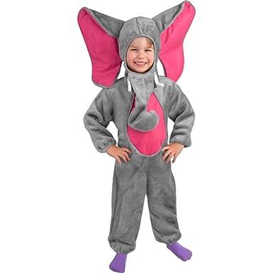 toddler grey elephant halloween costume sz 2 4t - Halloween Costumes 4t