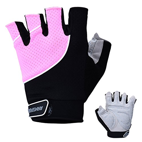 Anti-Slip Weight Lifting Gloves, Women's Workout Gloves for