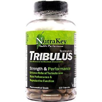 Amazon Com Nutrakey Tribulus Pharmaceutical Grade Testosterone