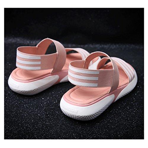 Di Comodo 5 Sandali Scarpe dimensioni Moda Femminili E Estate Femminile Leggero 4 q8IZw8ax
