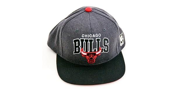 Mitchell & Ness Prueba Gorra de los Chicago Bulls Logo Arco G2 ...