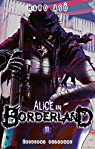 Alice in Borderland, tome 11 par Asô