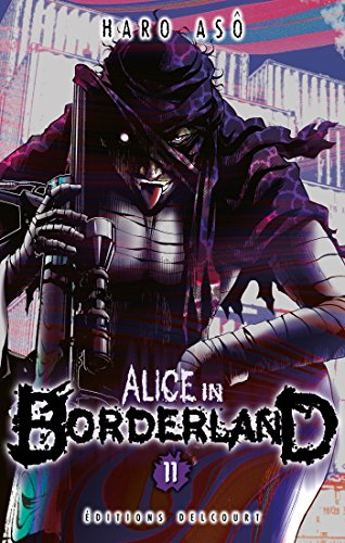 Alice in Borderland, Tome 11 :