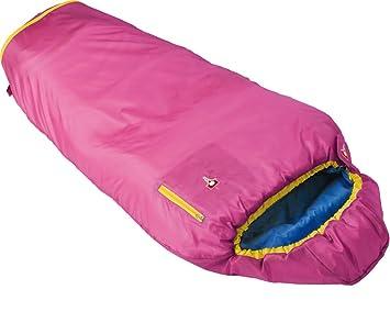 Grüezi+Bag - Saco de Dormir para niños Que Aumenta de tamaño Kids Grow Colorful Rosa Rosa: Amazon.es: Deportes y aire libre