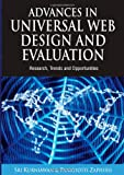 Advances in Universal Web Design and Evaluation, Sri Kurniawan and Panayiotis Zaphiris, 1599040964