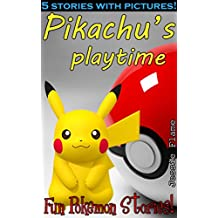 Pokemon Short Story Bundle: These stories are all about Pikachu!