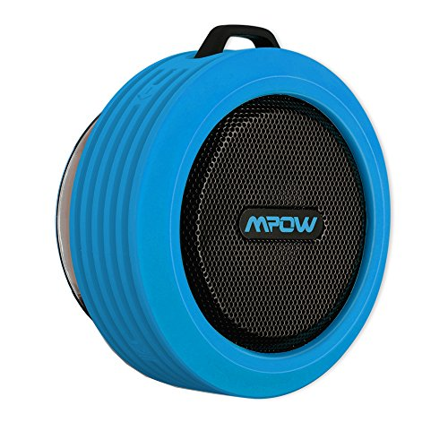 Mpow Buckler Portable Wireless Bluetooth Shower Speaker