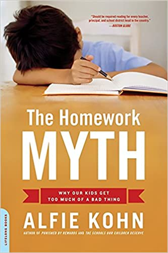 The homework myth book