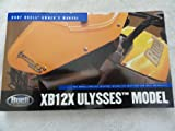 2007 Buell XB12X Ulysses Model Owners Manual