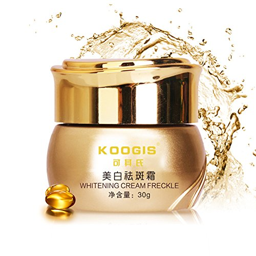 Powerful Whitening Freckle Cream Remove Melasma Acne Spots Face Skin Care 30g