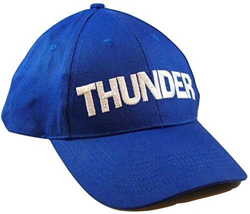 6e93c44945e Image Unavailable. Image not available for. Color: OKC Thunder NBA Flashing  Logo Baseball Cap
