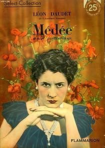 Médée, roman contemporain par Daudet