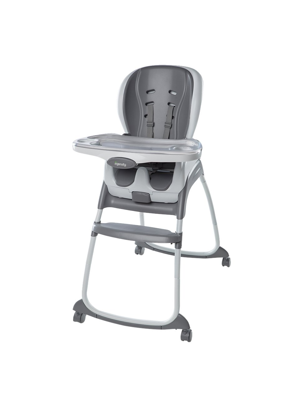 Ingenuity Smartclean Trio 3-in-1 High Chair Slate by Ingenuity (Image #1)