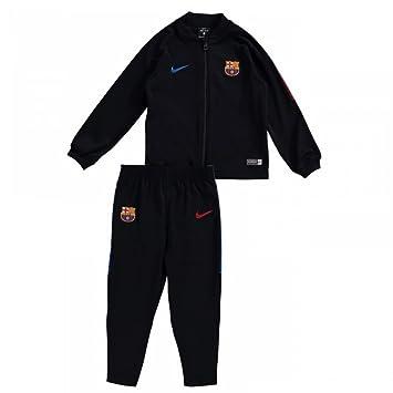 Chandal Barça Nike niño 854190-010 (4-5)  Amazon.es  Deportes y aire ... d5b0327280a