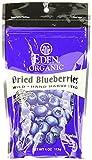 Eden Organic Dried Wild Blueberries, Dried, 4 OZ (Pack - 6)