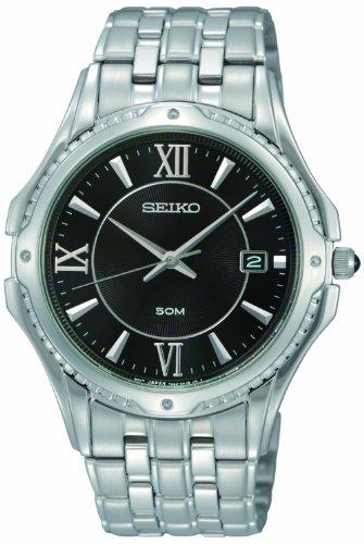 Seiko Men's SGEF47 Le Grand Sport - Water Bracelet Cabochon Resistant