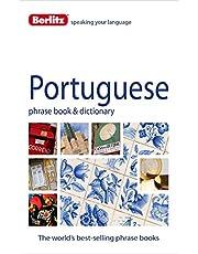 Berlitz Portuguese Phrase Book & Dictionary
