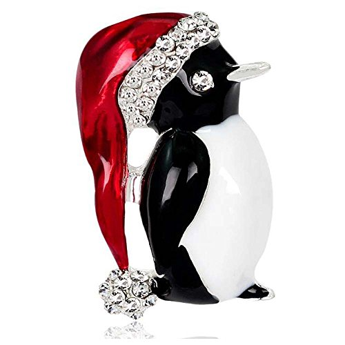 Darkey Wang Woman Fashion Unique Christmas Cute Penguin, The Best Christmas Gift