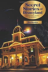 Secret Stories of Disneyland: Trivia Notes, Quotes, and Anecdotes Paperback