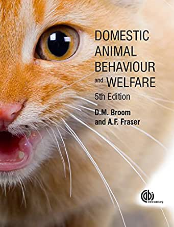 domestic animal behaviour and welfare 5th edition pdf
