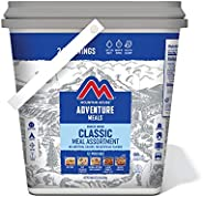 Mountain House Classic Bucket   Freeze Dried Backpacking & Camping Food   24 Serv
