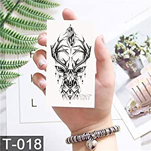 adgkitb 5piezas Lindo diseño de Dibujos Animados Tatuaje Temporal ...
